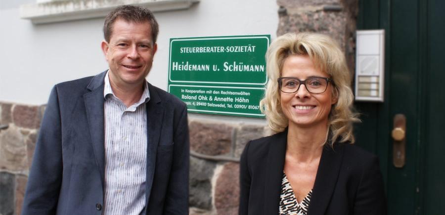 Steuerberater-Sozietät Heidemann und Schuemann